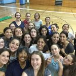 30 attend girls volleyball tryouts!