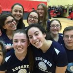 2017-2018 Kushner Girls JV Volleyball crew
