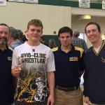 Ovid-Elsie High School Boys Varsity Wrestling scores 0 points at meet