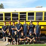 Ovid-Elsie High School Boys Varsity Tennis falls to Caro High School 4-3