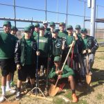 Connally Baseball Making a Difference in the Community