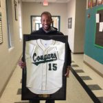 Baseball Retires Golson's #15