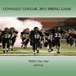 Spring Game Friday May 22nd
