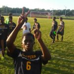JV and Varsity Soccer Score Wins Over Everett