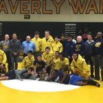 Eastern Quaker's Wrestling Wins District