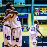 Quaker Boys Varsity Basketball's First Win