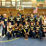 Wrestling Wins 3rd Straight District Title
