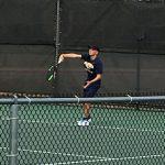 Boys' Tennis vs Waverly on 8/28
