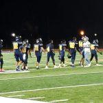 JV Football vs Haslett, 10/10/19