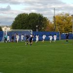 Boys Soccer Districts vs DeWitt, 10/14/19