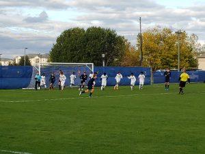 Boys Soccer Districts vs DeWitt, 10/14/19