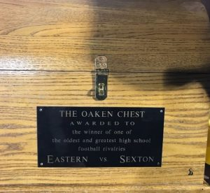 Eastern vs Sexton, 10/18/19