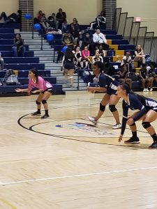 Volleyball- Eastern vs Everett, 10/21/19