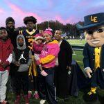Football and Cheer Senior Night, 10/25/19