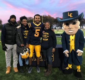 Football and Cheer Senior Night, 10/25/19