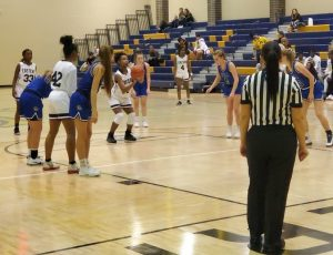 Girls Basketball vs Ionia 12/5/19