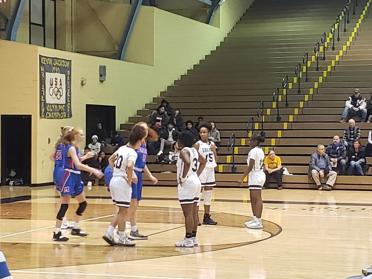 Girls Varsity Basketball vs Mason,12/20/19