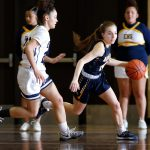 Varsity Basketball vs Haslett 1-24-2020