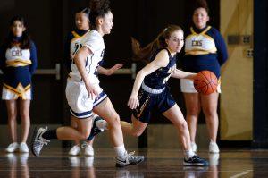 Varsity Basketball vs Haslett 1-24-2020