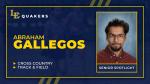 Senior Spotlight: Abraham Gallegos