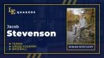 Senior Spotlight: Jacob Stevenson