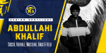 Senior Spotlight: Abdul Khalif