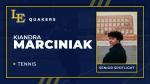 Senior Spotlight: Kiandra Marciniak