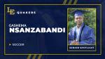 Senior Spotlight: Gashema Nsanzabandi