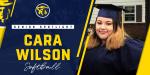 Senior Spotlight: Cara Wilson