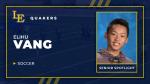 Senior Spotlight: Elihu Vang