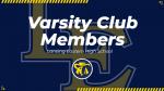 Senior Varsity Club Members