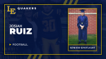 Senior Spotlight: Josiah Ruiz
