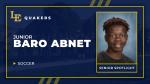 Senior Spotlight: Junior Baro Abnet