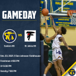 Boys Basketball- Game Day