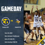 Girls Basketball-Game Day