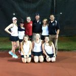 Girls Tennis Finish Strong Going Into Sectionals.