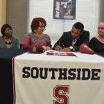 Saige Benson Signs with Alabama A&M