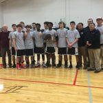 Varsity Boys Basketball Etowah County Champions!