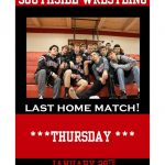 Southside Wrestling-Last Home Match Today