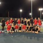 Southside Tennis Swings Toward Section Play