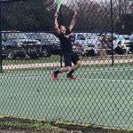 Southside Tennis Sweeps Faith Christian Academy