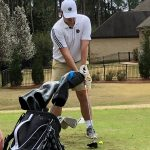 Southside Boys Golf Team Competes in The Blue Gray Invitational