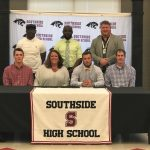 Nick Shirley Signs Scholarship With University of Montevallo