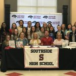 Southside Soccer Player, Lauren Brewer, Signs Athletic Scholarship at UWA
