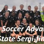 Girls Soccer Advances to State Semi-Finals with 4-1 Win !!