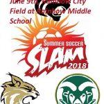 Boys Soccer Hosts Summer Soccer Slam