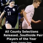 All-County Soccer Selections Released