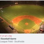 Southside Baseball Alumni Game, Oct. 27th!