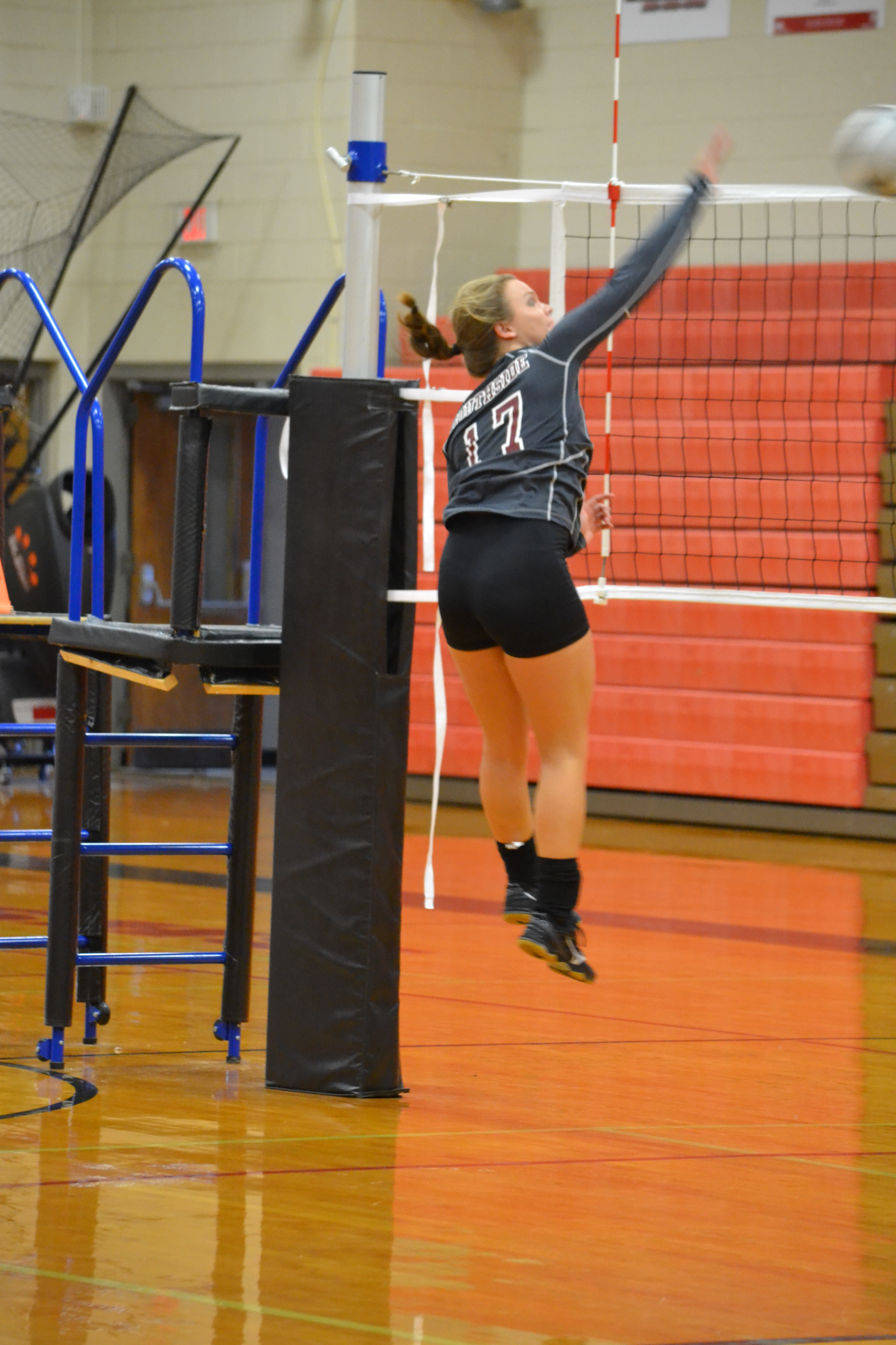 Volleyball Tryouts April 24, 3:30-5:30 for Girls Entering 9th-12th Grade