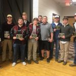 Southside Players Named All County Football, Ron Daugherty Etowah County Football Coach of the Year